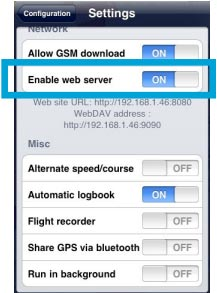 WebDAV server - Air Navigation User Manuals